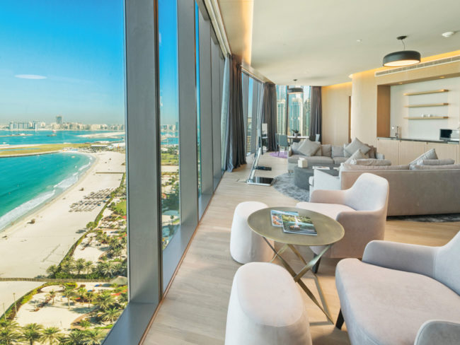 Rixos Premium Dubai views Win a Four-Night Minimoon to Dubai