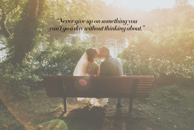 The Most Romantic Quotes for Your Wedding Day love quote