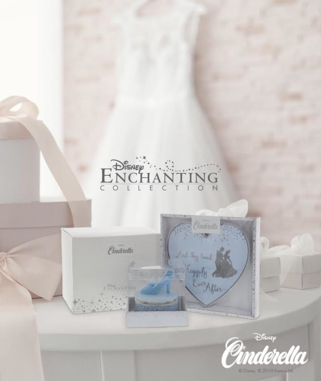 Win a £150 Voucher to Spend on Wedding Gifts Cinderella Disney wedding gift