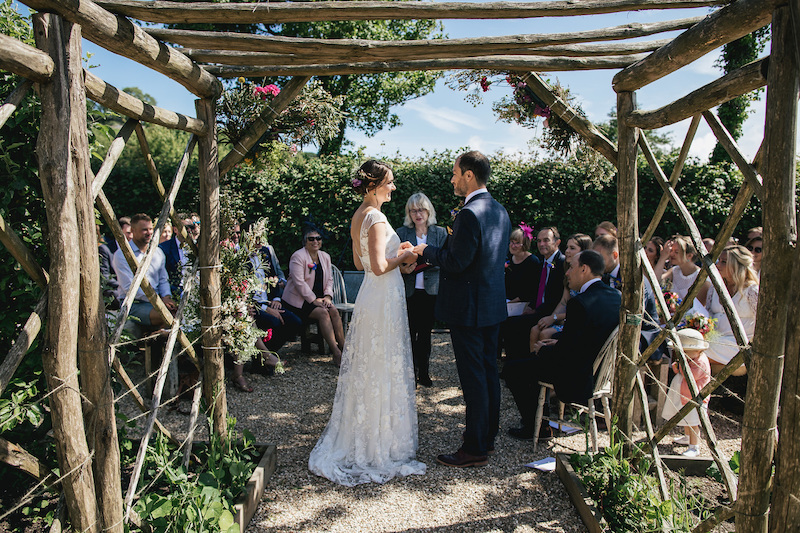The Ultimate Guide to Getting Married Outside