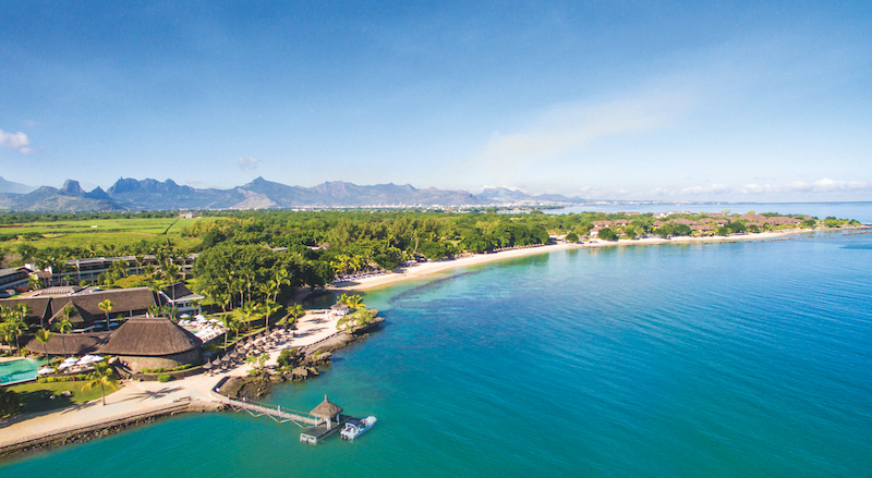 Honeymoon in Mauritius