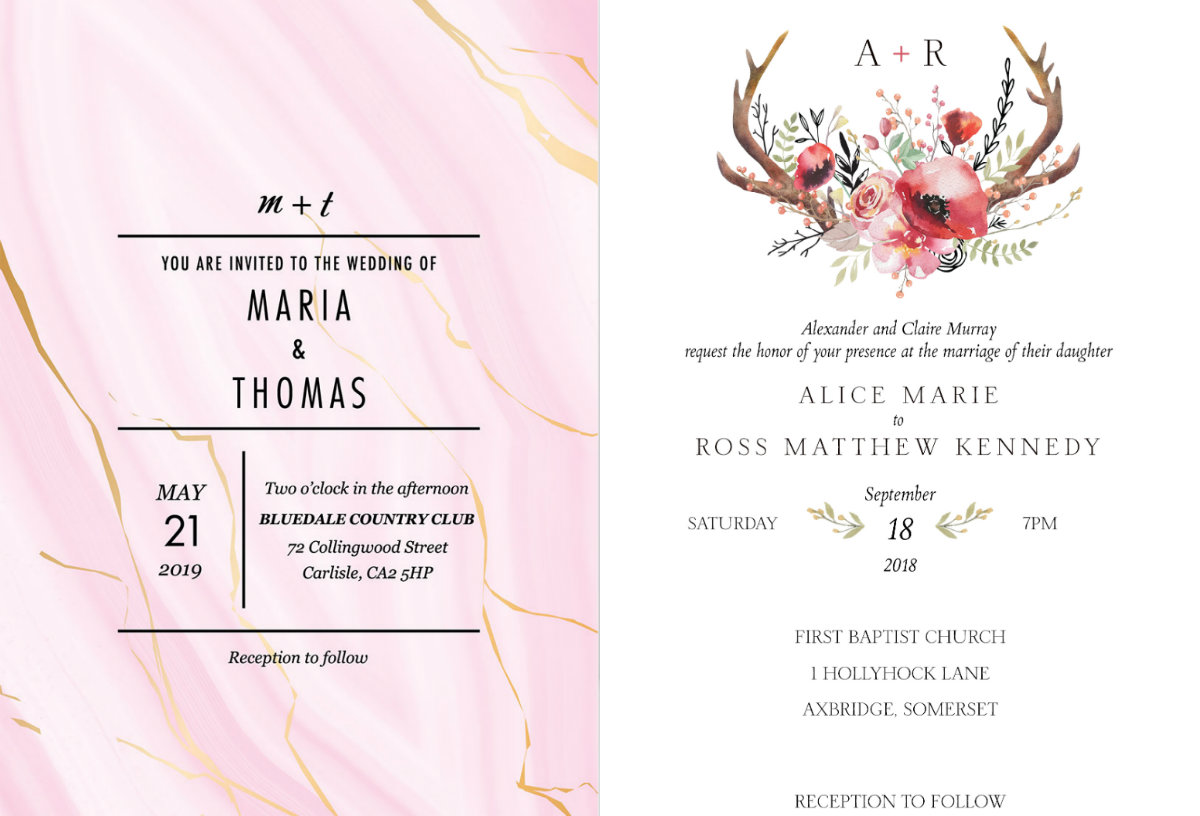 monogram-wedding-invitation-ideas