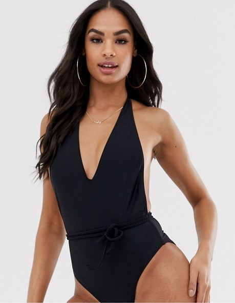 Asos-black-swimsuit-hen-weekend-checklist