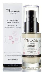Nourish London Illuminating Face Shimmer
