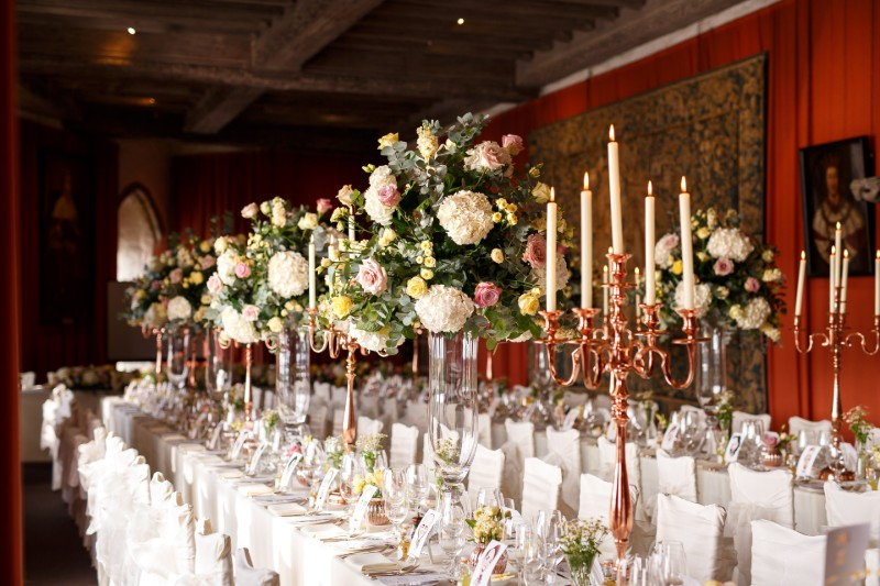 Classic Wedding Theme - Leeds Castle in Kent - Shane Webber Photography (3) (1)
