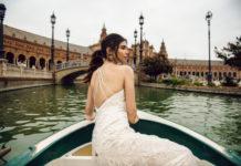 Catherine Deane Niki gown