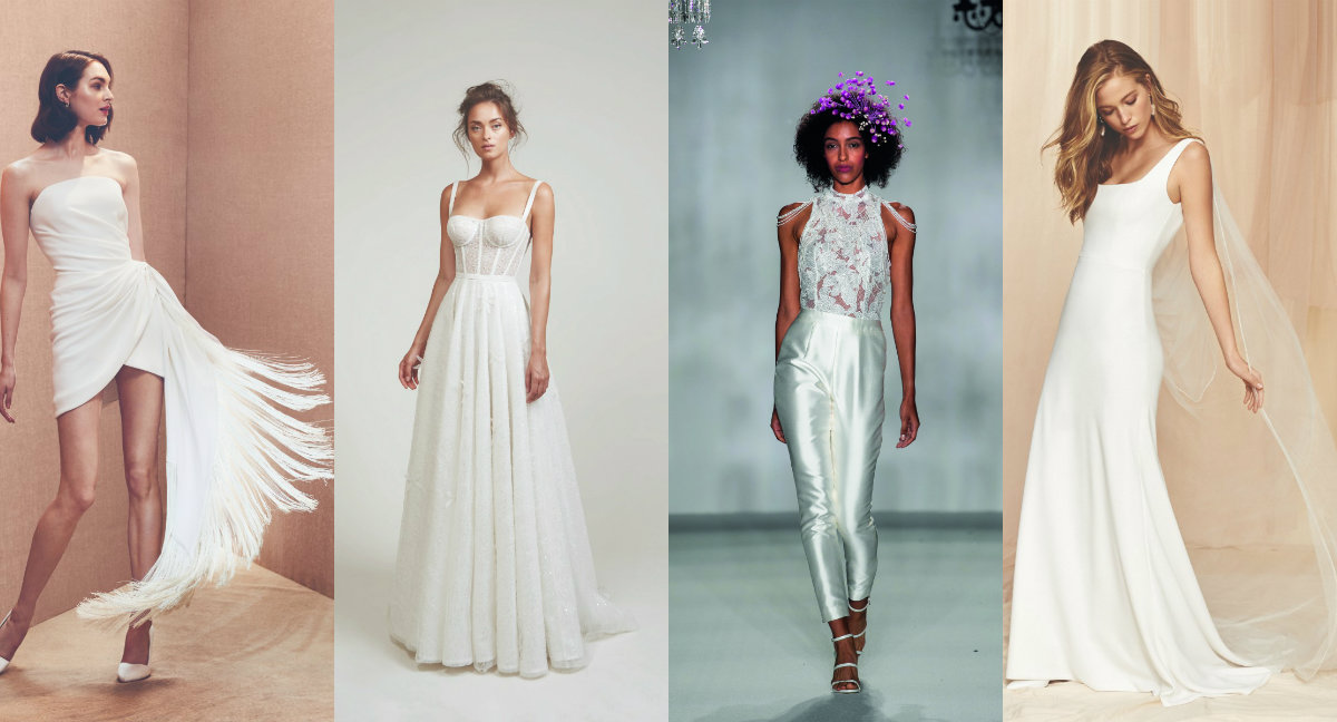 Wedding Dress Styles And Trends For 2020 Wedding Ideas Magazine