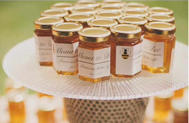 Honey favours