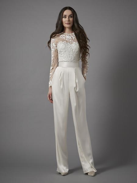 Bridal bodysuit