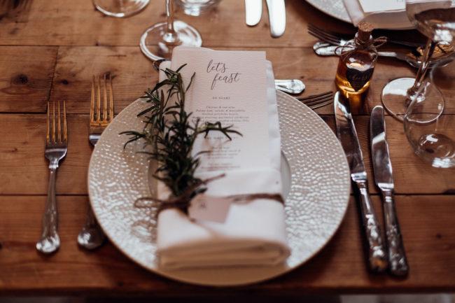 Wedding food trends 2021 breakfast menu