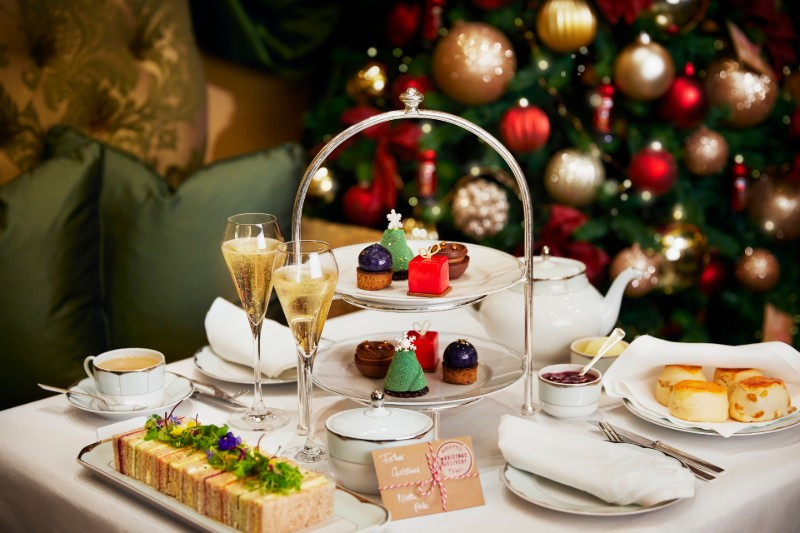 festive-afternoon-tea-dorchester-london