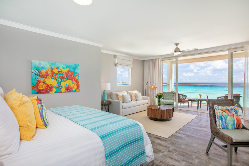 4. Luxury Oceanfront Junior Suite Keyshot