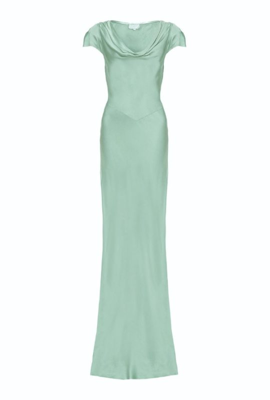 Sylvia Dusty Green - bridesmaids-dress-ghost-2020