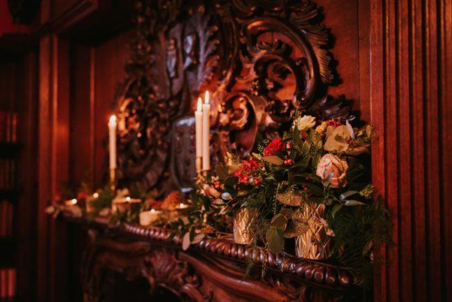 WestonHall-Christmas-wedding