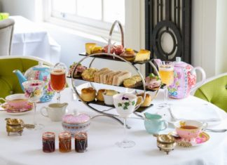 Hush Mayfair best afternoon teas