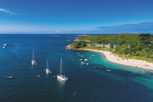 Win a four-night minimoon in the Isles of Scilly