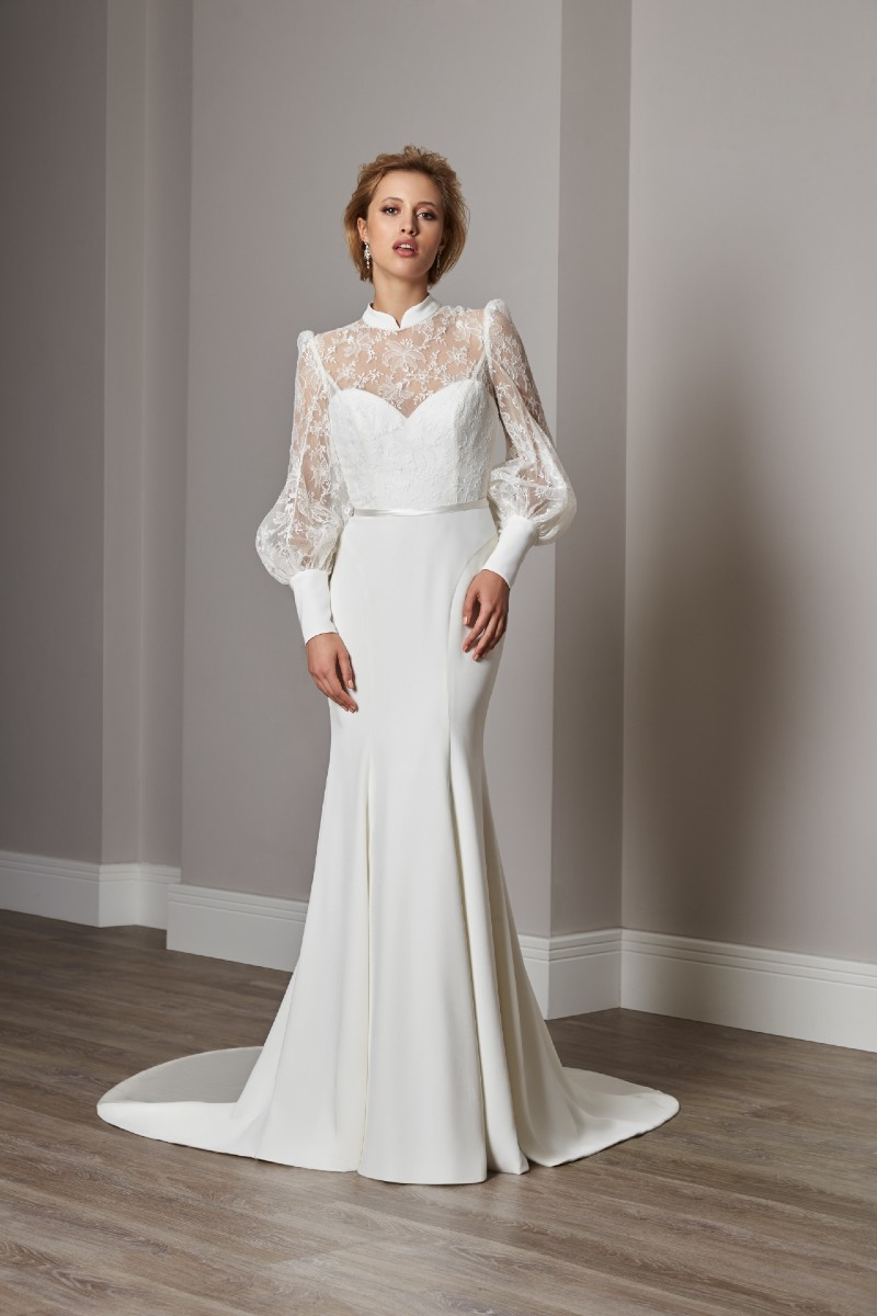 Sassi-Holford-2020-Rosalynd-organza-long-sleeve-wedding-dresses