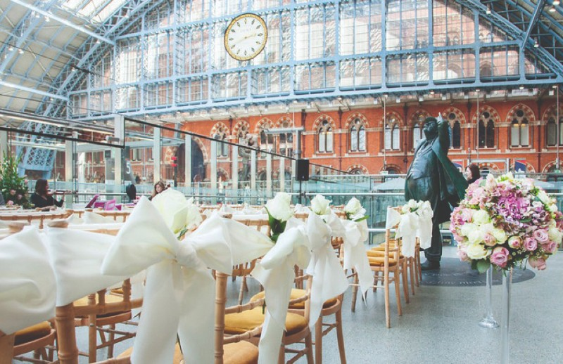 St-pancras-searcys-wedding-venue