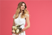 Dorothy Perkins wedding dress