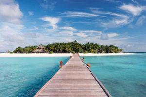 honeymoon to the Maldives