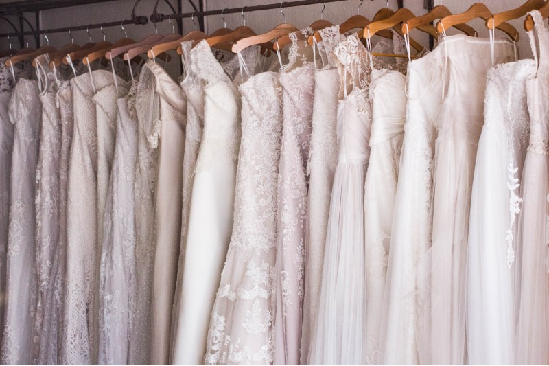 at-home-wedding-prep-dress-shopping-online