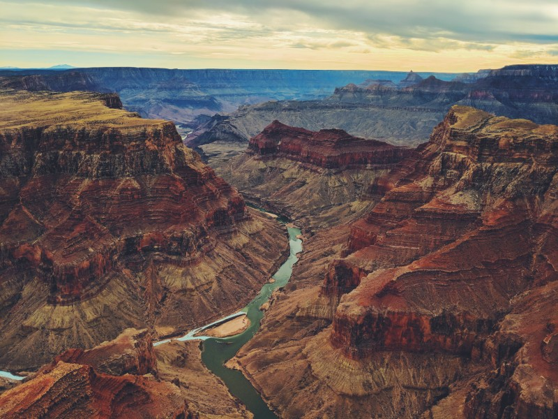Grand Canyon virtual proposal destination