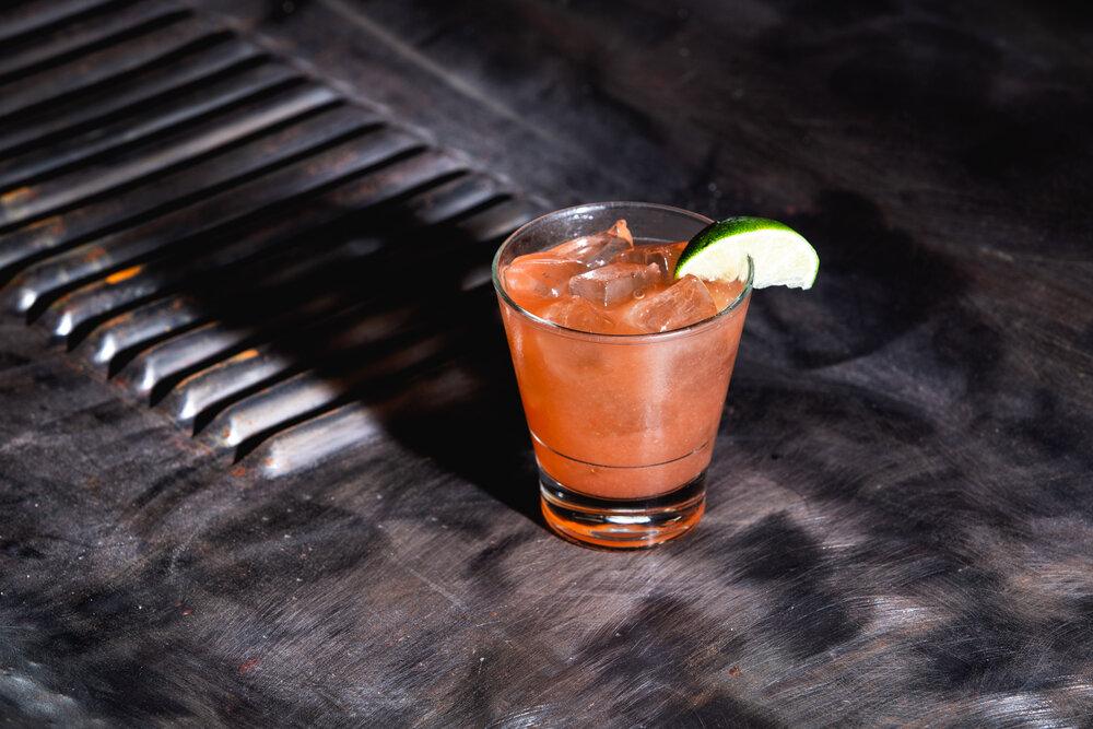 Callooh Callay cocktails