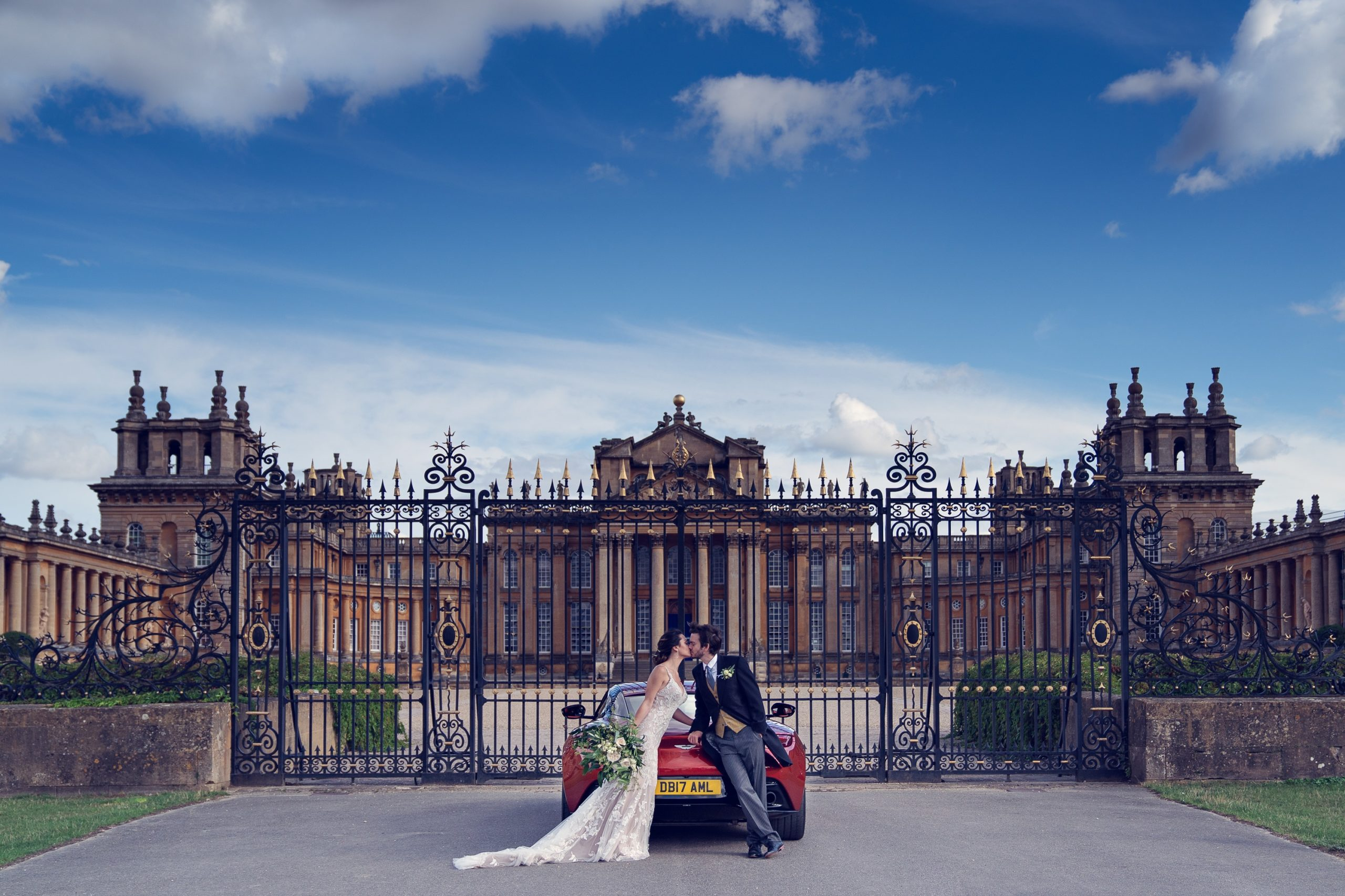 Micro Weddings at Blenheim Palace