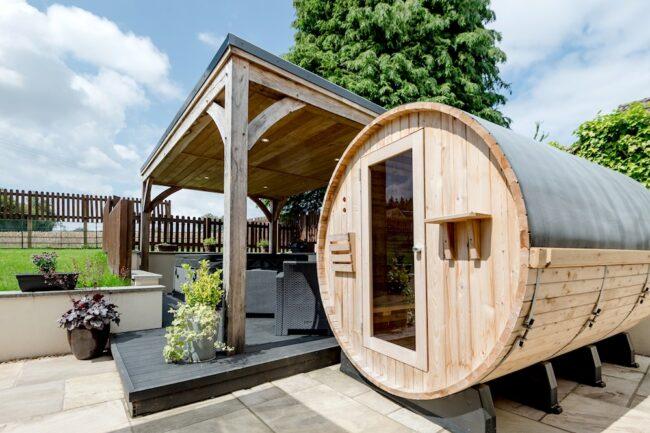Butler's Lodge Hot Tub