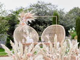 diy-wedding-in-garden