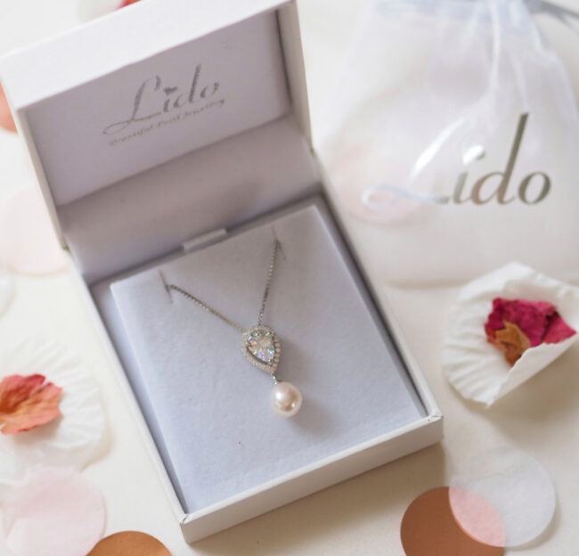 Lido Pearl jewellery win voucher