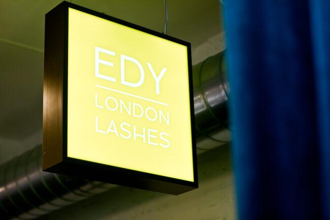 Beauty Club London EDY lashes