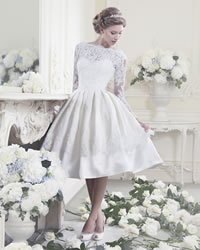 short-wedding-dresses